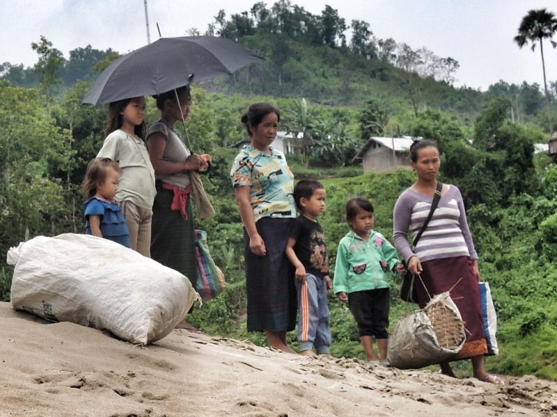 Mekong - Laos 2013