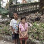 Kambodschanische Kinder