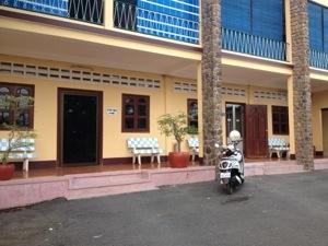 Vietnamesische Botschaft in Sihanouk Ville