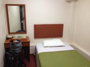 D&D Inn Single Room