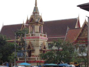 Wat Bang Phra Tattoo tempel