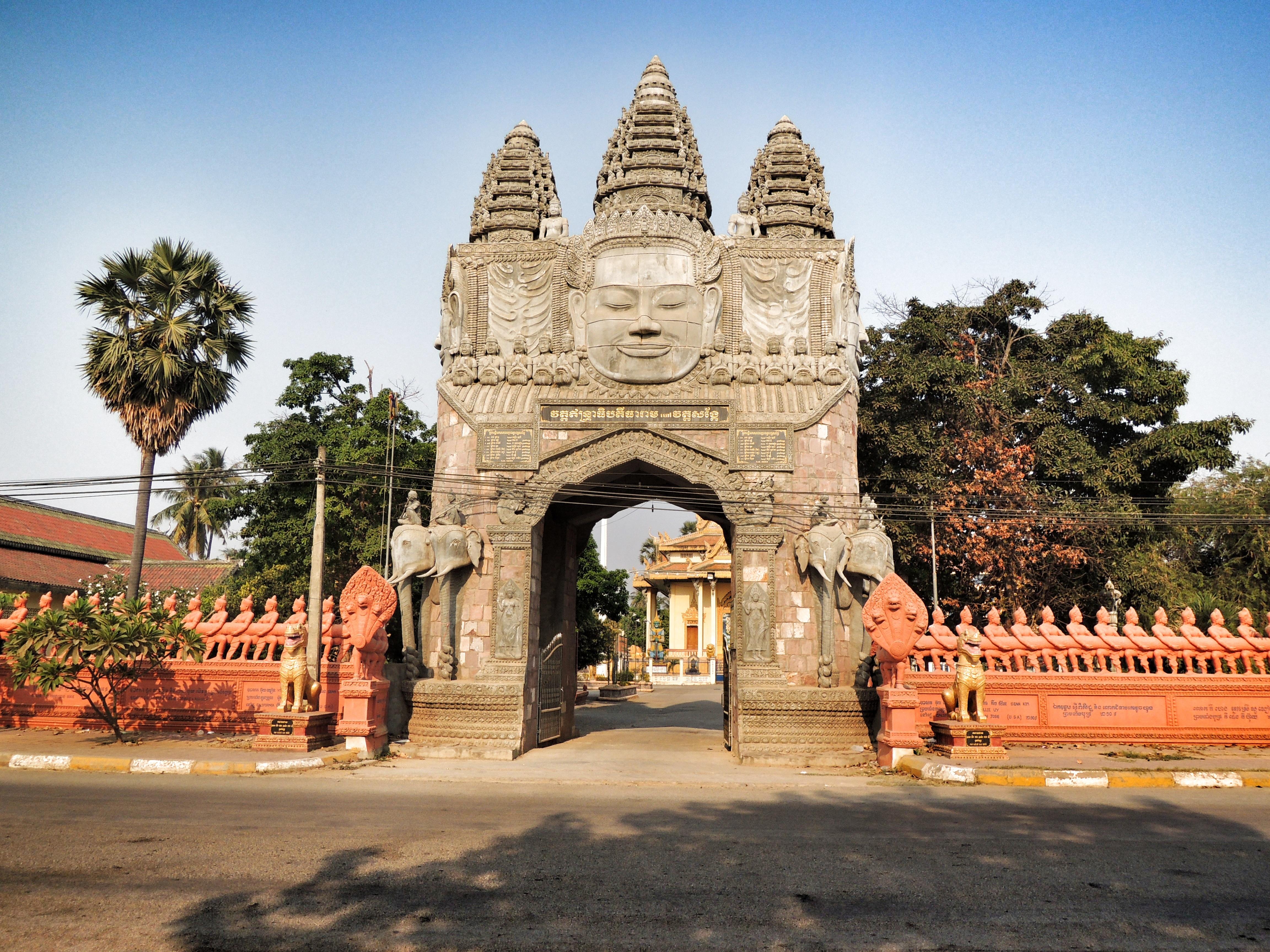 Battambang - Kambodscha 2013