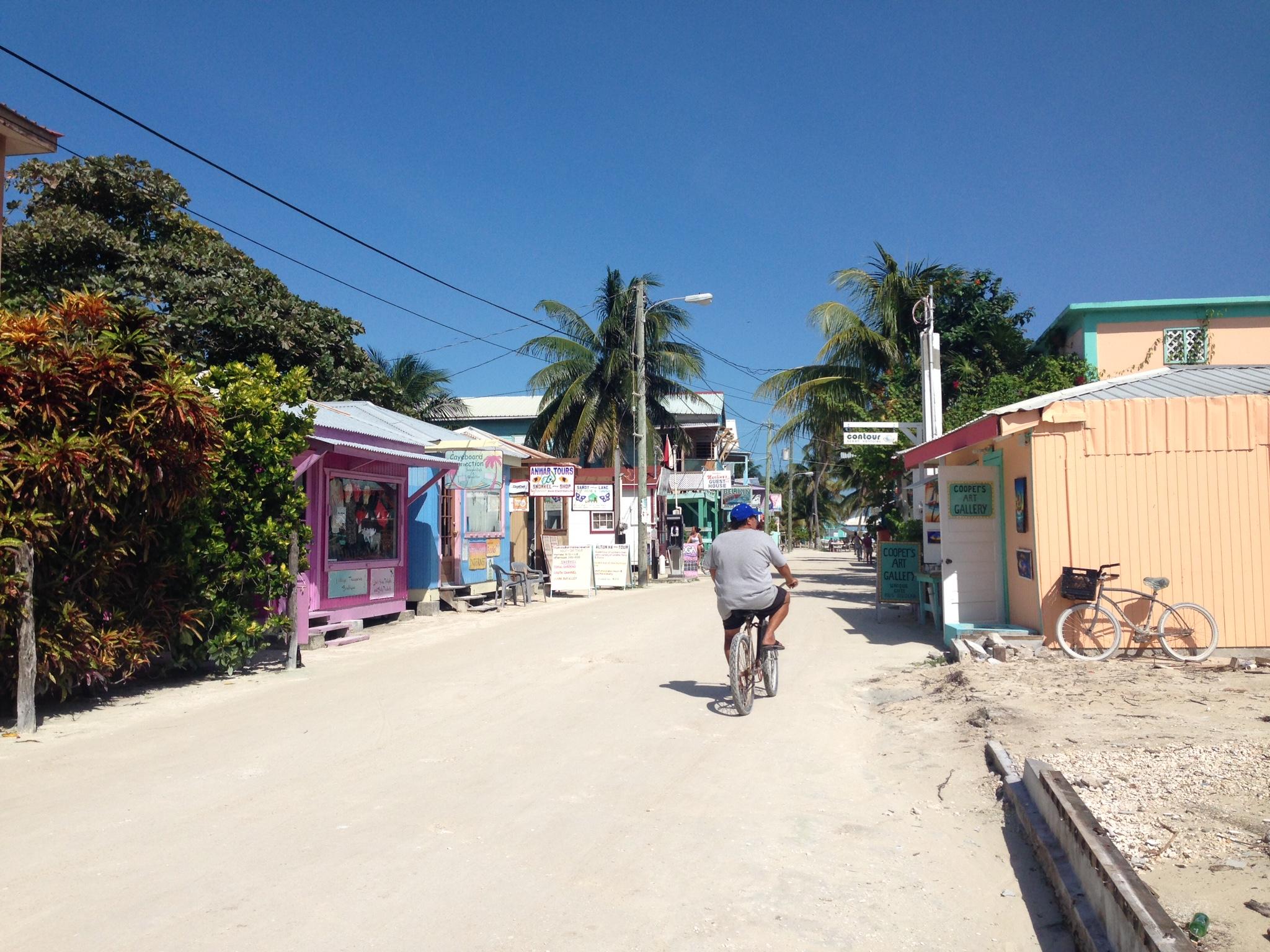 Mexiko / Belize 2014