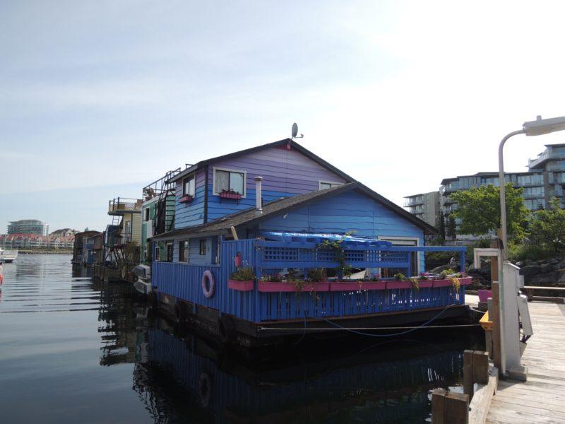 Haus im Fishermans Wharf